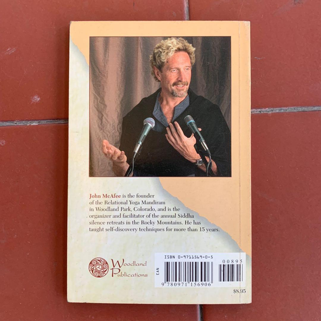 The Secret of the Yamas A Spiritual Guide to Yoga by John McAfee
