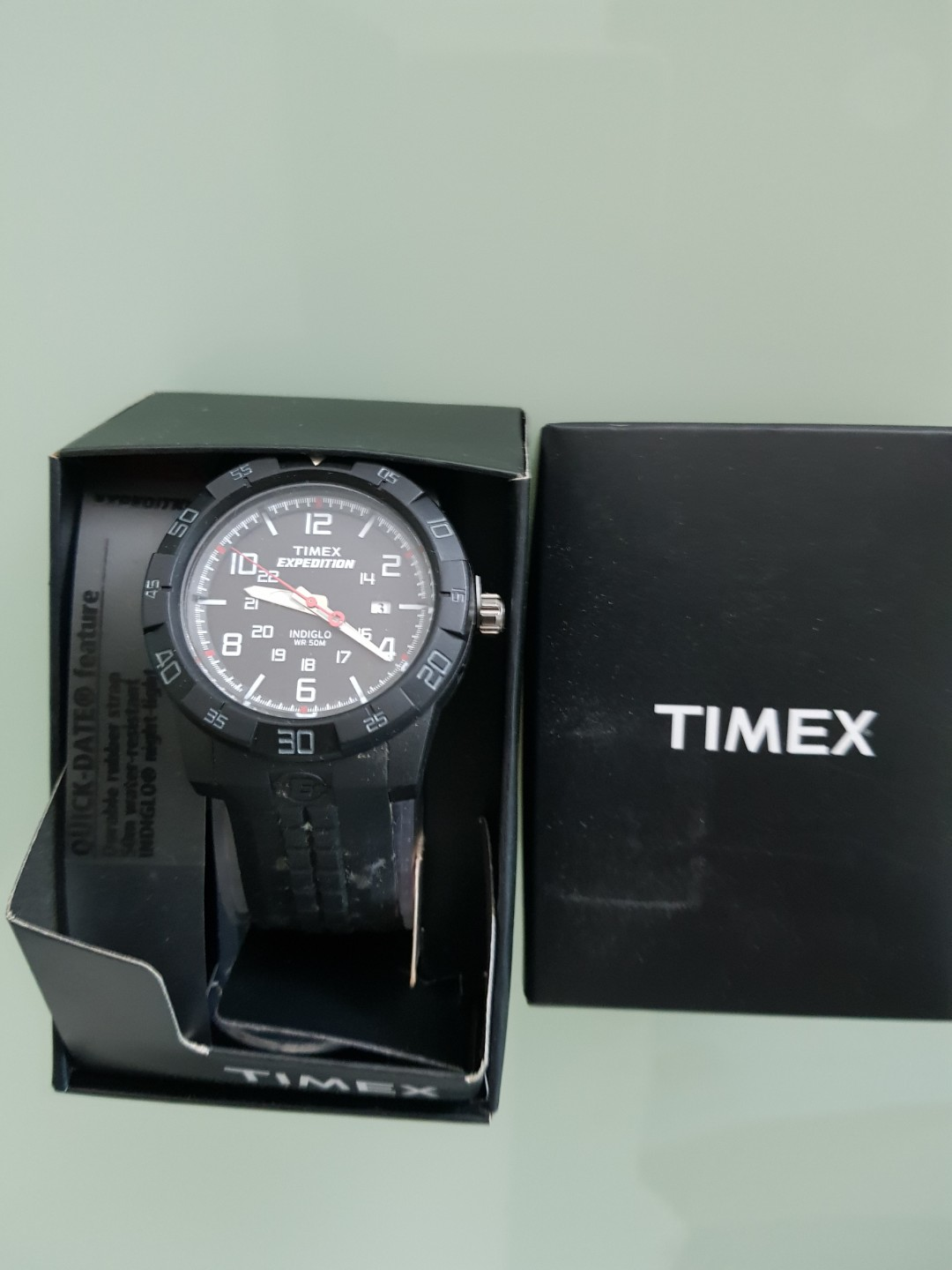 c43e21c49d72 Timex Expedition watch