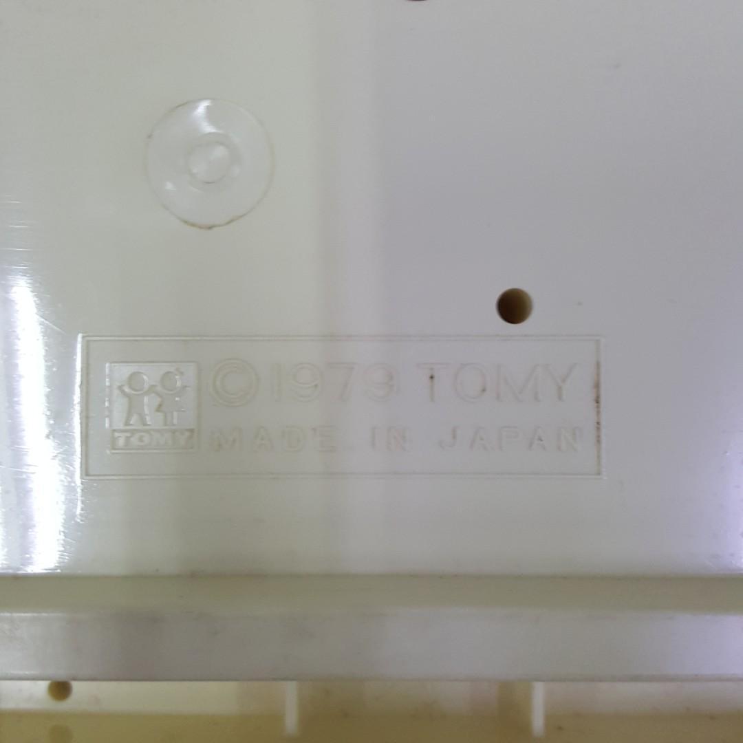 Japan Tomy  日本 波子機