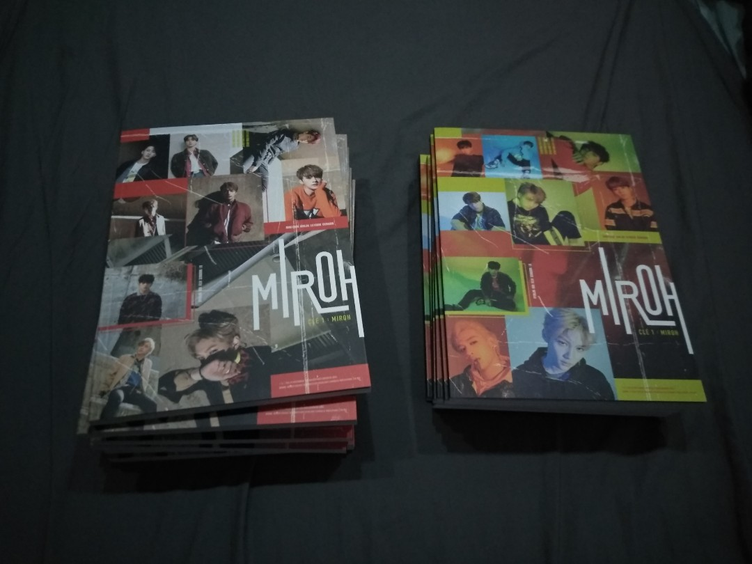 WTS) Stray Kids cle 1 : Miroh unsealed album, Entertainment