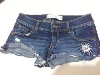 Authentic Gilly Hicks Denim Shorts
