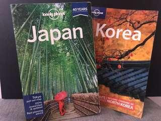 MATTA Fair Deal: Lonely Planet - JAPAN and KOREA combo