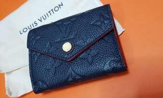 BNIB Louis Vuitton Zoe Compact Wallet