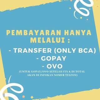 INFO PAYMENT
