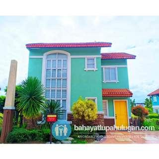 House And Lot for Sale in Bacoor near SM Molino.