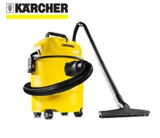 Vacuum cleaner (dry and wet) - blower function
