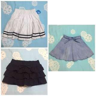 短裙~均一價$100