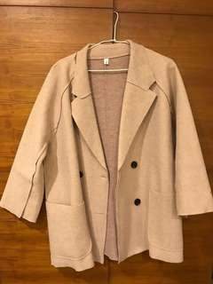 🚚 (LeGusta)淺粉紅大衣