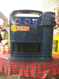 🚚 柏森牌暖氣機