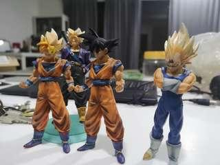 Dragon ball figutes