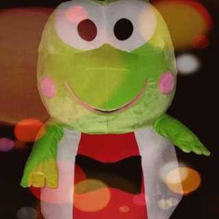 Sanrio Keroppi Mascot Rental!
