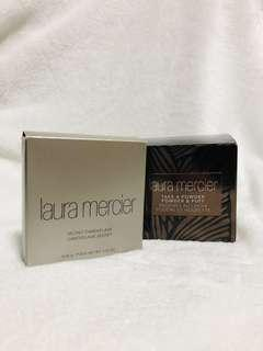 Laura Mercier Secret Camouflage Concealer & Transluscent Loose Setting Powder with Velour Puff