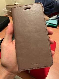 Mono Dsign Iphone 7 Plus Leather Folio Case