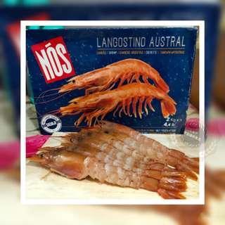 🇦🇷阿根廷紅蝦刺身