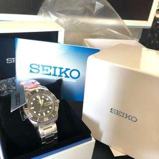SEIKO 水鬼 潛水錶 機械錶