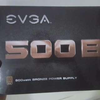 EVGA 500W PSU Power Supply