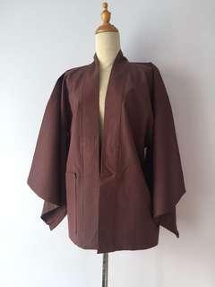 Kimono Cardigan Vintage Kimono Top Short Kimono
