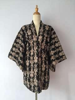 Kimono Cardigan Vintage Kimono Short Top Kimono