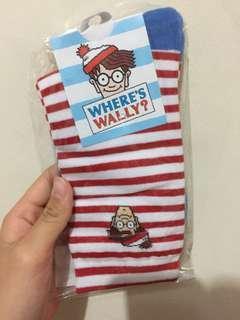 🚚 威利聯名印花襪
