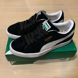 Puma suede classic+ 35263403 黑白麂皮 bboy