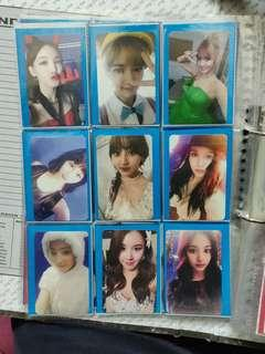 [ WTS ] TWICECOASTER LANE 1 PHOTOCARD SET