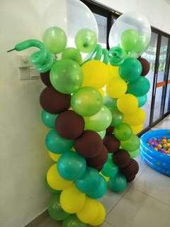5ft Balloon Column