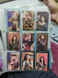 [ WTS ][ REDUCED ] TWICE YES OR YES PHOTOCARD