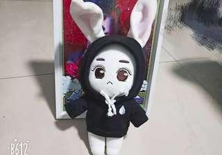 EXO Suho Myeon Rabbit Doll 20cm