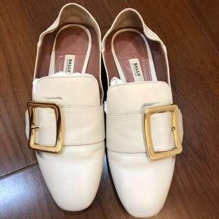 Bally方釦樂福鞋