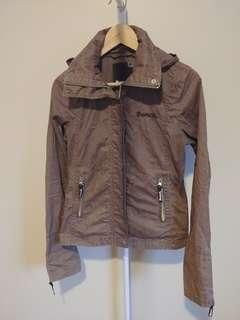 Bench Spring Jacket Brown Size Small