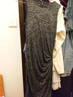 99%新Cotton On修身連身背心裙