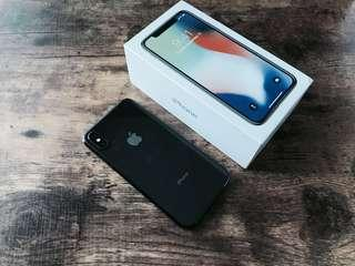 IPHONE X 256GB S.GRAY OFFICIAL