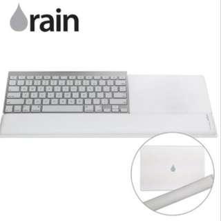Rain Design mRest - Wrist Rest & Mouse Pad WHITE (YA121)
