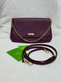 Kate Spade Newbury Lane Greer Crossbody Chain Bag