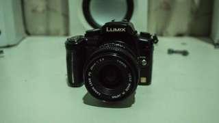 Panasonic Lumix GH2 + Canon FD 28mm 2.8