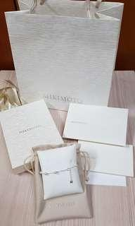Brand New Mikimoto Akoya Pearl Bracelet