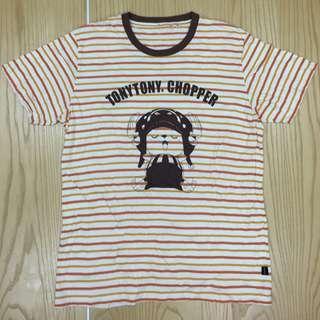 Uniqlo One Piece Tony Chopper T-shirt Used
