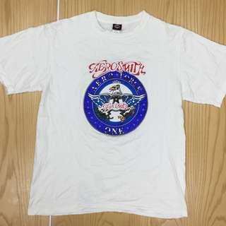 The GTS Aerosmith T-shirt Used