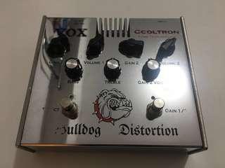 Vox COOLTRON Bulldog Distortion