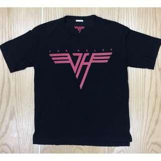 Gu Van Halen T-shirt Used