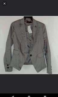 BNWT Newlook Grey Blazer Jacket