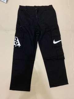 Nike ACG工裝褲L號