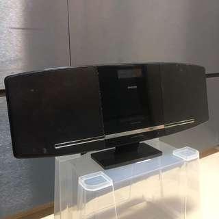 Philips Sleek Micro Sound System Speaker