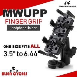 FINGER GRIP HANDPHONE HOLDER by MWUPP