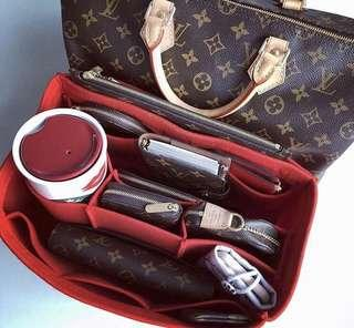 LV Speedy 30 BAG *ORGANIZER ONLY*