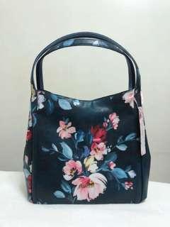 Cath Kidston Stratton Paintbox Flowers Shoulder Bag