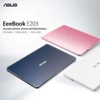 ASUS X203NAH-Celoron N4000-Ram 4GB-HDD 500GB