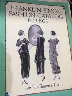 Fashion book 1923