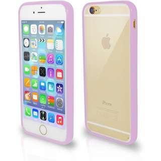 Iphone 8 Light Purple Bumper Case