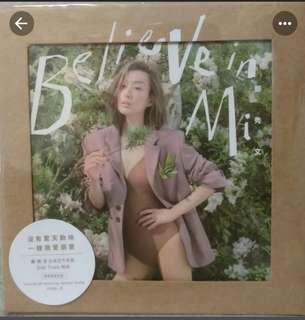 鄭秀文 Believe in Mi, Sammi 3CD